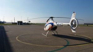 Guimbal Cabri G2 HeliCentre PH-HCD