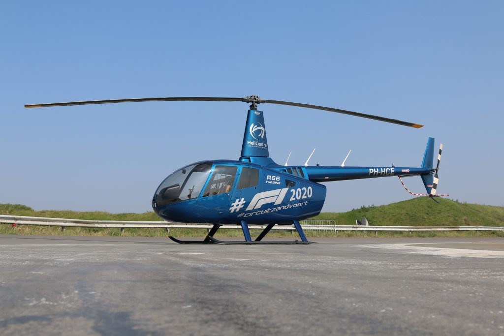 Helicopter fleet - Helicentre
