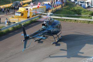 H125 AS350 HeliCentre op Circuit Park Zandvoort