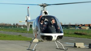 Guimbal Cabri G2 HeliCentre PH-HCC